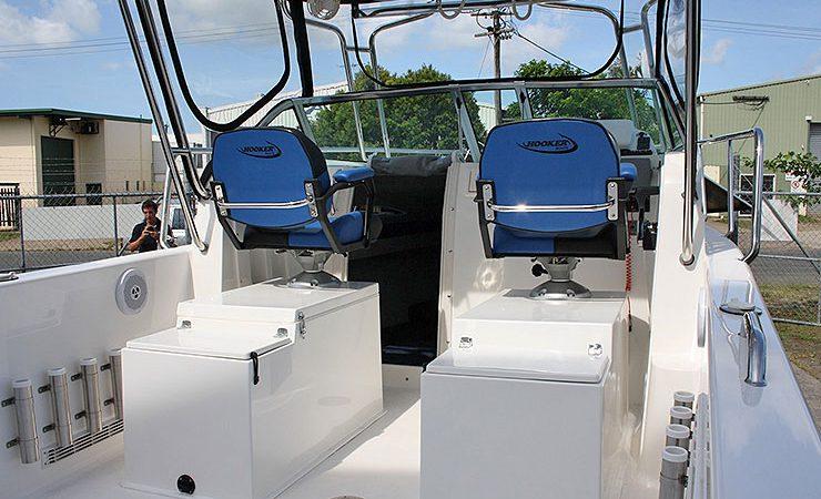 Large esky seat bases